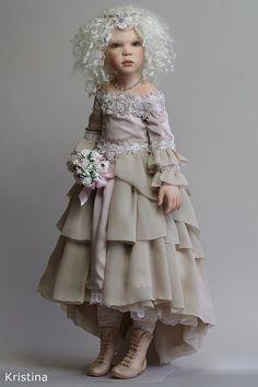 Из чего сделаны девочки… / Авторская кукла ручной работы известных дизайнеров / Бэйбики. Куклы фото. Одежда для кукол