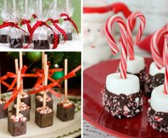 You will love this collection of Hot Chocolate Sticks and they are perfect for your celebrations watch the video tutorial now. Christmas Goodies, Christmas Candy, Christmas Treats, Holiday Treats, Holiday Recipes, Diy Christmas, Chocolate Sticks, Hot Chocolate, Christmas Entertaining