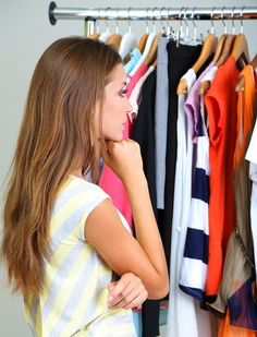 31 Clothing Tips Every Girl Should Know - brine your t shirt for that reeeeeeally soft feel