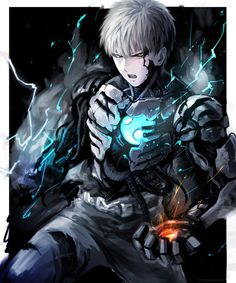 ONE PUNCH MAN | #opm #genos by トビ