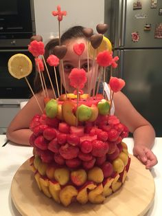 Watermelon Cake 2016