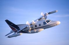 Mitsubishi MU-2. Beautiful turboprop.  LOVE the MU-2