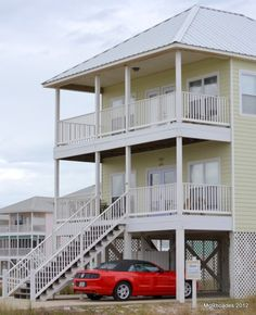 Sunshine Vacation Beach House in Gulf Shores  http://relaxonthebeach.com
