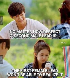 The second lead curse Fated To Love You, Master's Sun, Best Kdrama, Kdrama Memes, Dream High, I Cant Help It, Am In Love, Korean Star, Boys Over Flowers