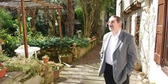 """Georges Patrick Gleize, """" l'Ariège c'est une terre humaine... Elle est nous même et nous sommes d'Elle même"""""""