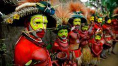 Human Planet: Episode 4 - Jungles   Photo Galleries   Earth Night   BBC America
