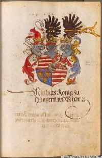 Image 00127 Kaiser Karl, Friedrich Ii, Coat Of Arms, Rooster, Painting, Animals, Image, Art, Wedding Ring