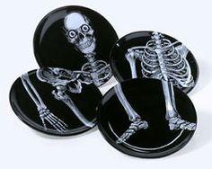 Skeleton BonesPlate Set