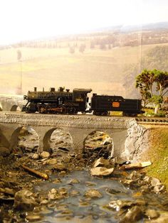 New Layout, in N scale! - A.T.Lines