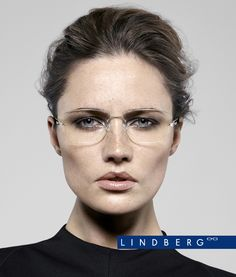 3a9792c4d51 lindberg Glasses For Women. Visage Eyewear