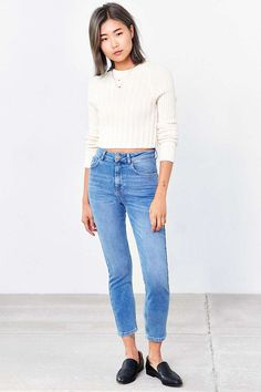 BDG Girlfriend High-Rise Jean - Urban Outfitters