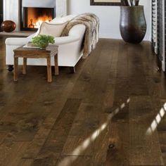 Floor Decor Installation Of Exotic Tigerwood X Smooth Solid - Www floordecor com