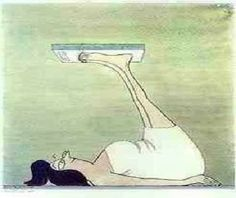 The correct way to weigh yourself: I can't believe I was doing it wrong all these years:)
