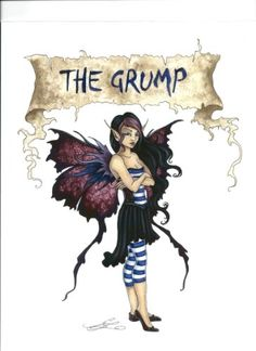 The Grump, by Amy Brown