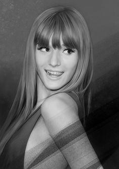 Realistic Portraits by GerardoJustel