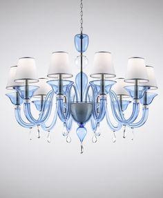 La Murrina Glass Lighting And Decor At @jnelsoninc, ADAC Atlanta  #innovative #classic