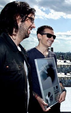Chester and Rob