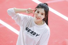 190107 MBC Idol Star Athletics Championships - 2019 New Year 설특집 아육대) Fandom, Kpop Girl Groups, Kpop Girls, Yuri, Secret Song, Gfriend Yuju, Ulzzang Korean Girl, Brave Girl, Survival