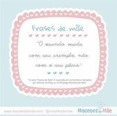 Frases de Mãe - Mom quotes - Mother Maternity, Mom, Quotes, Kids, Inspiration, Being A Mom, Words, Thoughts, Messages