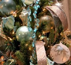 A Sea of Christmas Ornaments for the Ocean Soul
