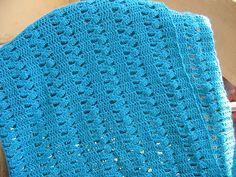 """Climbing Shells"" afghan pattern to crochet  http://danettesangels.tripod.com/patterns/climbingshells.html"