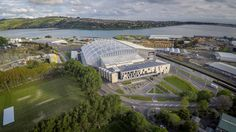 Forsyth Barr Stadium, Dunedin, New Zealand Dunedin New Zealand, Gopro Hero 4 Black, Dji Phantom 2, Utah, Highlanders, Mansions, House Styles, Luxury Houses, Palaces
