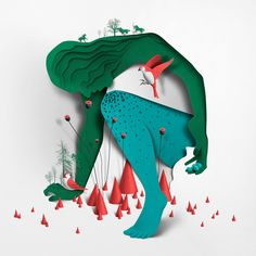 Eiko Ojala is a renowned illustrator and graphic designer. Eiko Ojala lives in Tallinn, Estonia. He works mostly digitally and draws everything by hand. Art And Illustration, Art Illustrations, Website Illustration, Graphic Design Trends, Web Design, Graphic Design Inspiration, Grid Design, Eiko Ojala, Image Clipart