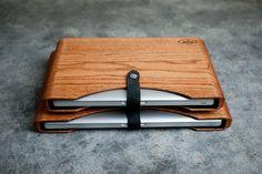 Wooden Macbook Cases by Blackbox Case $139