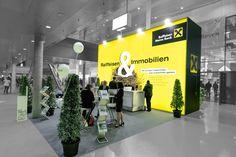 Individuell gebauter Messestand mit vollflächig hinterleuchteter Rückwand   mehr unter www.amb.at  #ambgraz #tradefair #tradeshow #tradefairbooth #Booth #Messe #Messestand #Messebau #livemarketing Company Logo, Graz