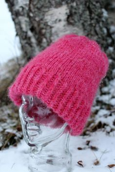 Knitted Hats, Winter Hats, Beanie, Stars, Knitting, Crafts, Diy, Moon, House