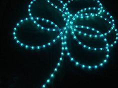 18 Blue IndoorOutdoor Christmas Rope Light Decoration >>> You can find more details by visiting the image link.