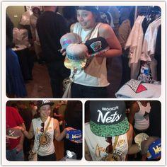 Fan support !  #knoidea #love #snapbacks #hufstyle #nets