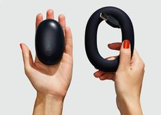 "Karim Rashid's Bump charger ""eliminates power cord tangles"""