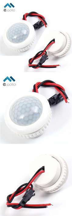 220V 50HZ PIR IR Infrared Human Induction Lamp Switch Sensor Light Control Ceiling Light Motion Sensor On Off 3-6m Sensing