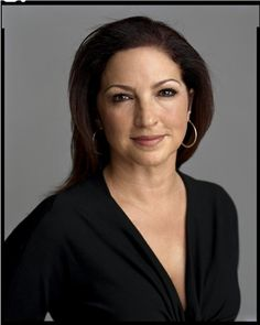 Gloria Estefan - I used to dance to her music as a kid....but only when no one was watching. lol
