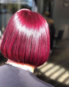 Natural red hair is breathtaking. It is a color that can't be replicated and makes short hair look stunning and unique. Although some of us aren't bor... Shaved Pixie, Grown Out Pixie, Red Pixie, Red Hairstyles, Short Red Hair, Natural Red Hair, Red Highlights, Color Pairing, How To Make Shorts