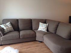New Sofa - ikea tidafors