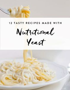 Pick up a jar of nutritional yeast at your local health store and whip up one of these tasty dishes at home—you won't be sorry.