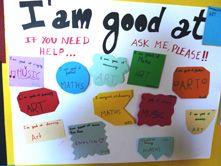 Actividades Primaria Inteligencia Emocional: Ilustrativo de actividades de IE realizadas por el colegio El Porvenir