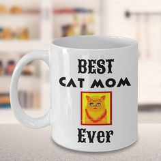 8b258b974 Items similar to Best Cat Mom Ever Mug, Cat Mom Mug, Cat Mom Gift, Cat  Lovers Gift, Gift For Mom, Mother's Day Mugs, Cat Owner Gift, Girlfriend Mug,  ...