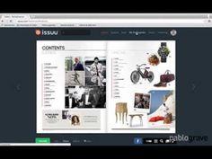 Cómo hacer un dossier o revista sin gastar nada - YouTube