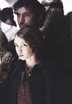 Vikings (History Channel): athelstan and gyda - the trial episode