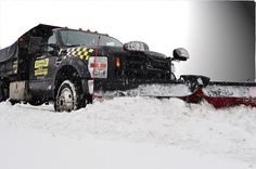Commercial Snow Removal Milwaukee | Central Services Company