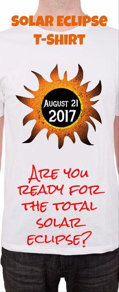 Solar Eclipse T-Shir