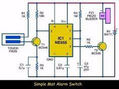 Laser security alarm circuit lazerli guvenlik pinterest laser security alarm circuit lazerli guvenlik pinterest security alarm and circuit diagram swarovskicordoba