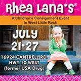 Rhea Lana's of West Little Rock - July 21 - 27, 2013