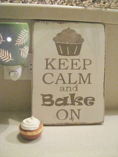 want for the kitchen!....this winter Cordova's motto has been keep calm and shovel on....so this is extra meaningful since I've been baking so much!