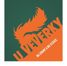 veverka-logo Prague Restaurants, Logo, Movie Posters, Logos, Film Poster, Billboard, Film Posters, Environmental Print