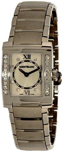 Montblanc Women's 38947 Silver Stainless-Steel Swiss Quartz Watch https://www.carrywatches.com/product/montblanc-womens-38947-silver-stainless-steel-swiss-quartz-watch/ Montblanc Women's 38947 Silver Stainless-Steel Swiss Quartz Watch