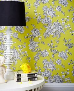 Kensington wallpaper pattern from Graham & Brown